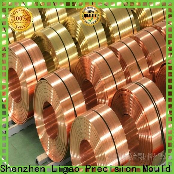 Ligao High-quality metal stamping companies Supply for shield case