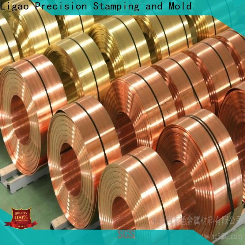 Ligao New metal stamping process for business for equipment