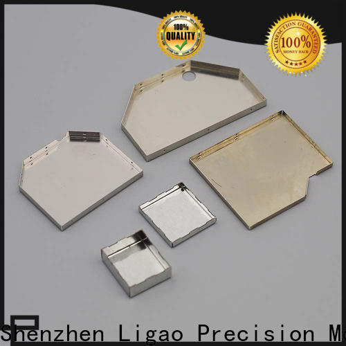 Ligao Latest metal stamping industry Suppliers for shield cap