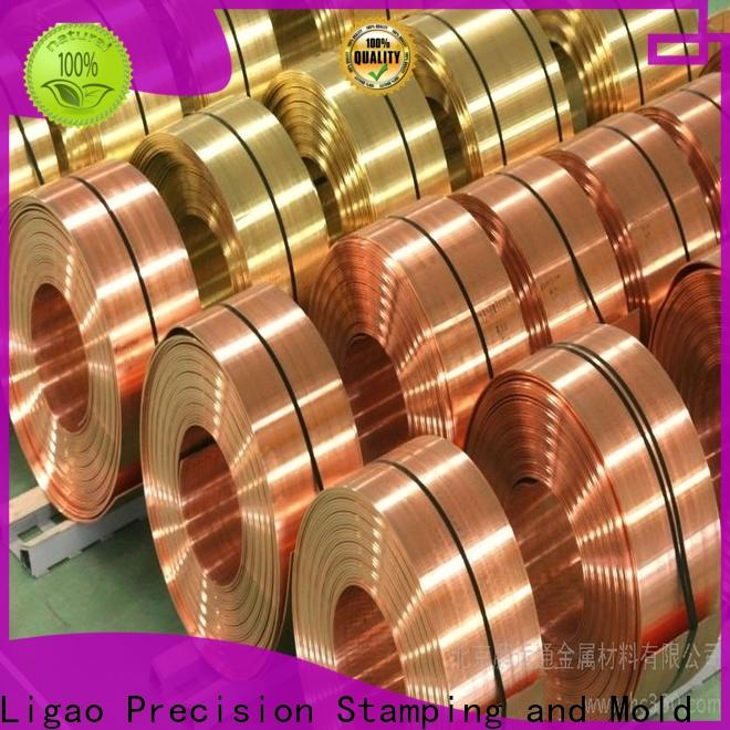 Latest precision metal stamping alloy Supply for shield cap