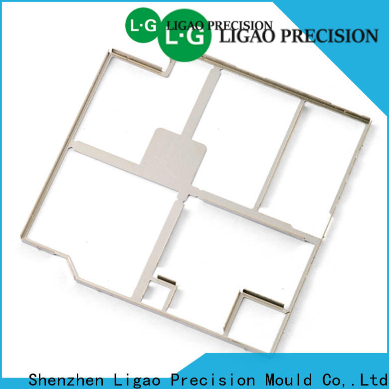 Ligao Latest metal stamping parts company for equipment