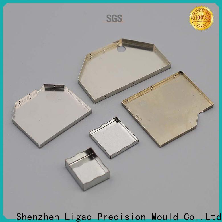 Top metal stamping supplies beryllium Suppliers for shield case