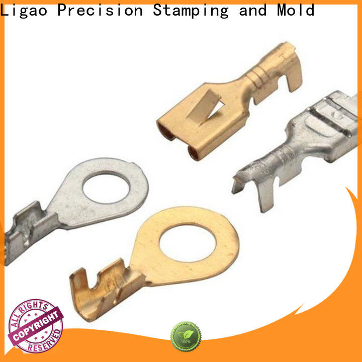 Ligao High-quality metal stamping service factory for equipment