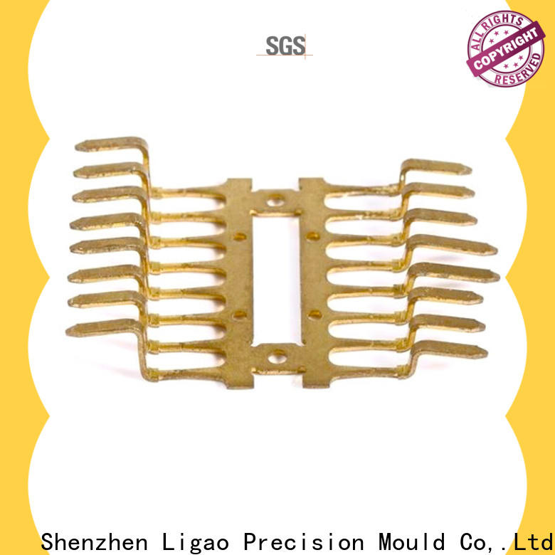 Ligao Custom metal stamping parts for business for equipment