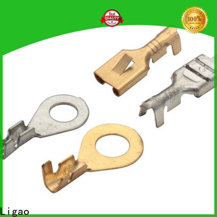 Top metal stamping companies brass company for shield case