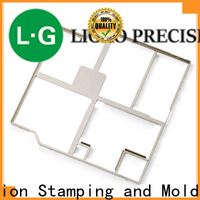 Top how to do metal stamping cover factory for shield cap