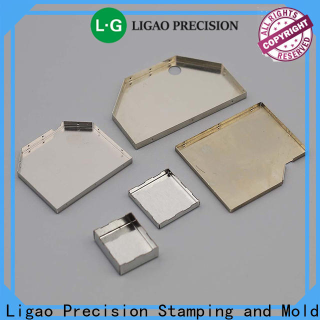 Ligao High-quality metal stamping plates Supply for screening can