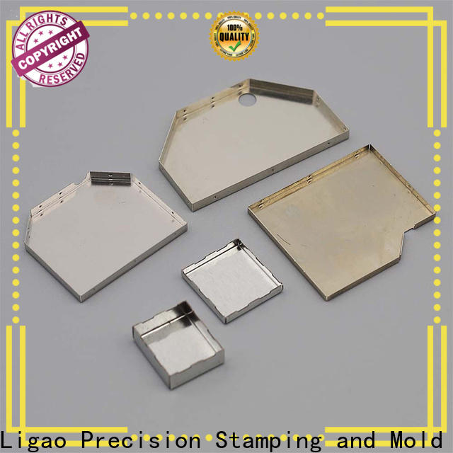 Ligao Latest accurate metal stamping factory for screening can