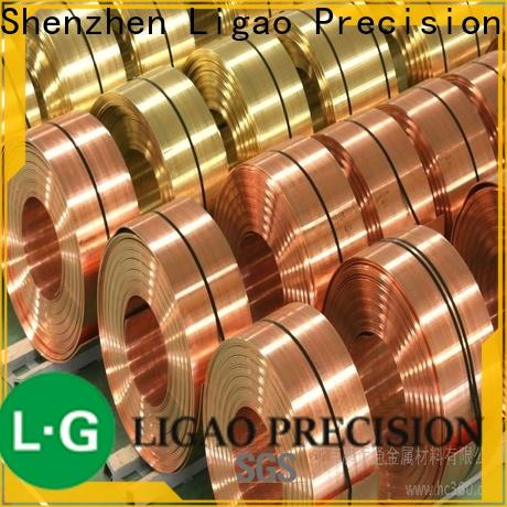 Ligao New accurate metal stamping company for shield case