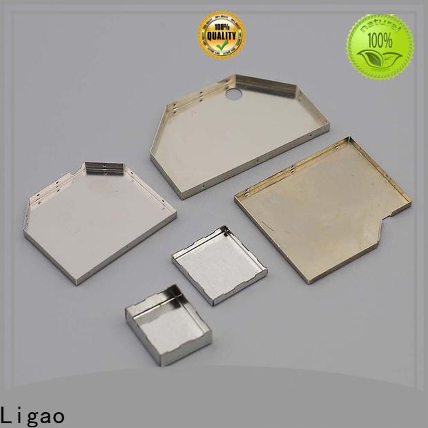Ligao copper metal pressing companies Supply for shield cap