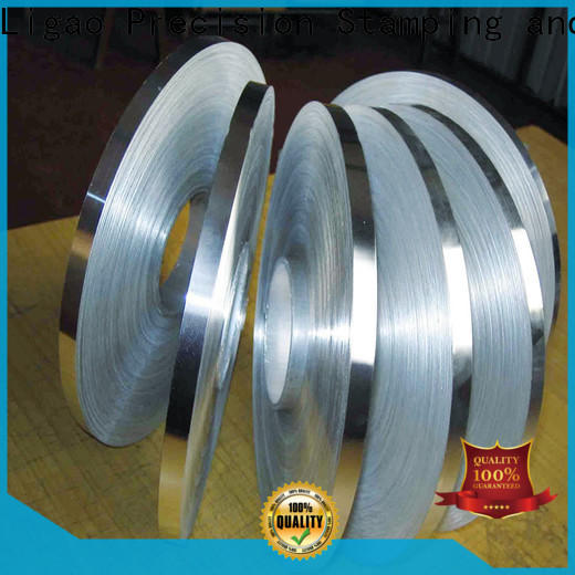 Ligao brass metal stamping process for business for equipment