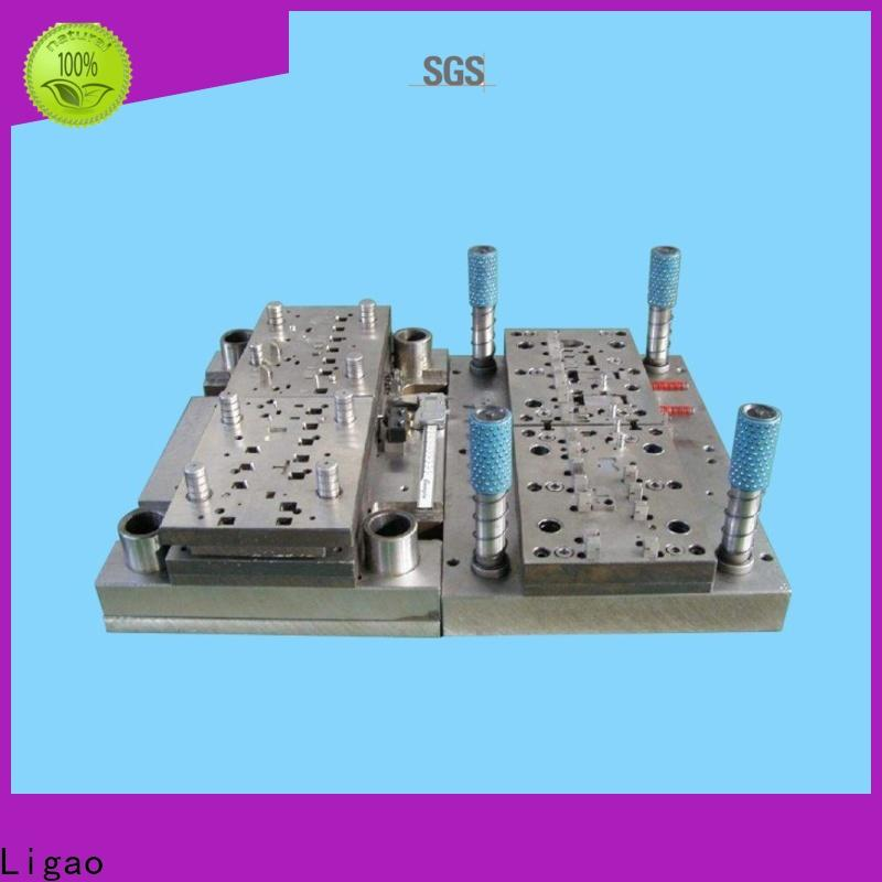 Ligao Custom metal stamping mold company for wire cutting machines