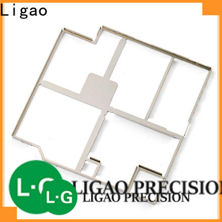 Ligao precision production metal stamping for business for shield cap