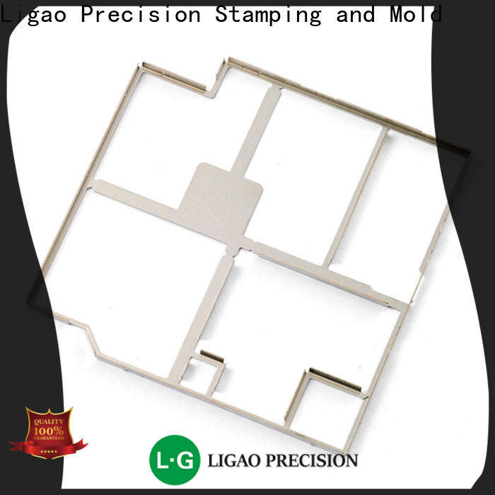 Ligao copper metal stamping parts for business for equipment