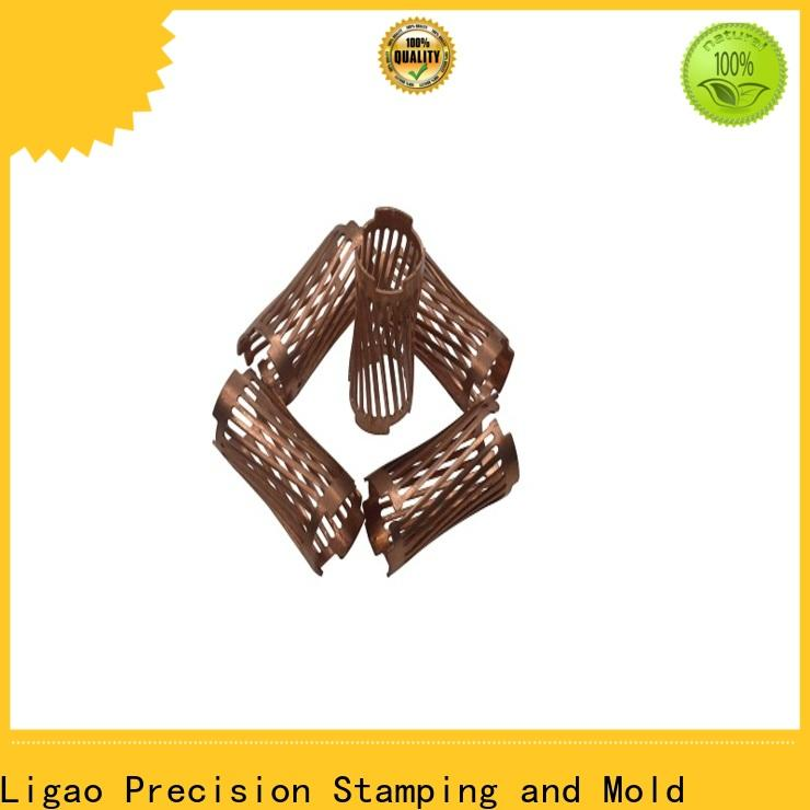 Ligao Custom metal stamping parts manufacturers manufacturers for shield case