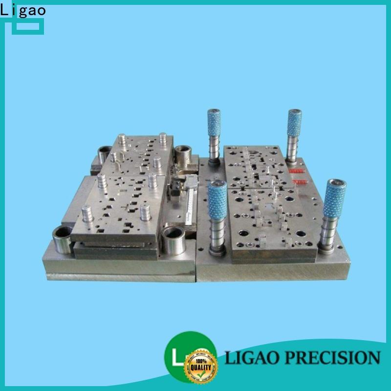 Ligao riveting custom metal die Supply for CNC machine tools