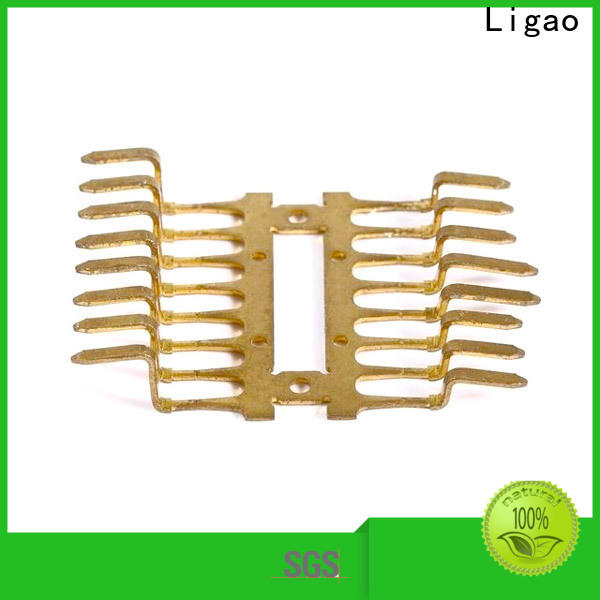 Ligao Best metal stamping parts manufacturers for shield case