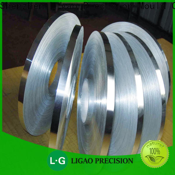 Ligao products custom metal stamping blanks factory for shield case
