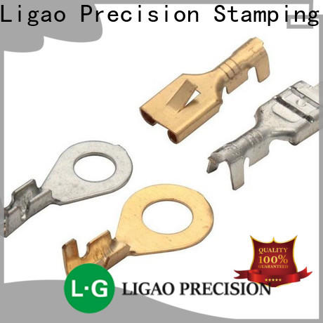 Ligao connector how to do metal stamping company for shield case