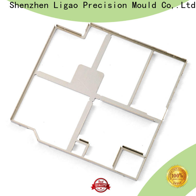 Ligao brass metal stamping process Suppliers for equipment