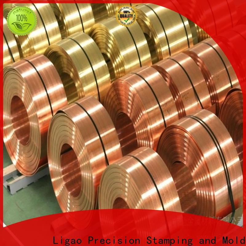 Ligao New metal stamping die design factory for screening can