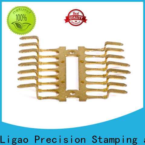 Custom metal stamping parts manufacturers kinds Supply for shield cap