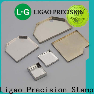 Ligao New stamping equipment factory for screening can