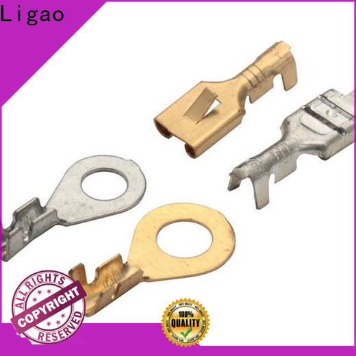 Ligao torsion stamped steel manufacturers for shield cap