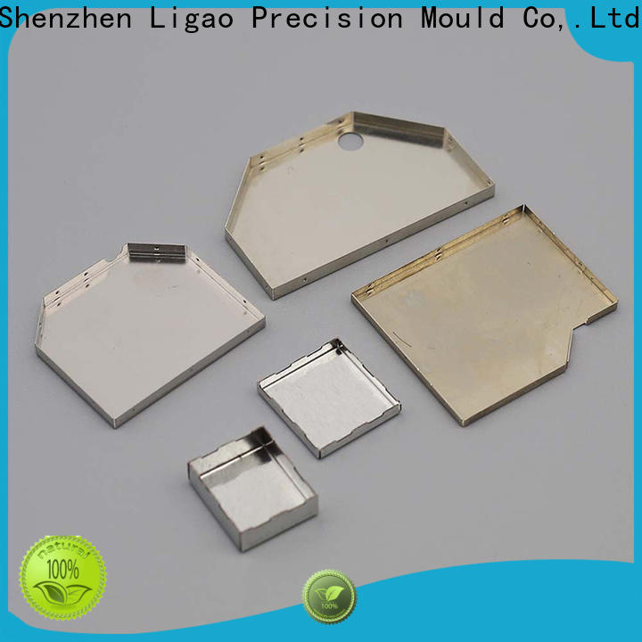 Ligao High-quality stamping products factory for shield cap