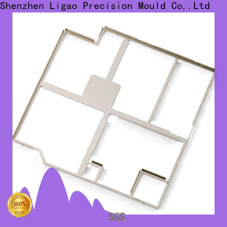 Ligao parts wholesale metal stamping supplies factory for equipment