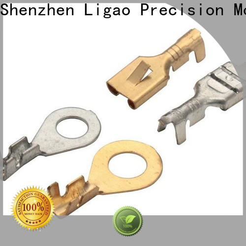 Ligao screening precision metal stamping Supply for shield case