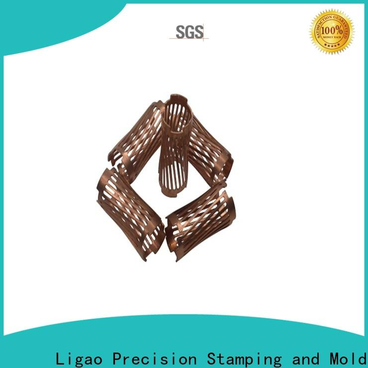 Ligao Wholesale metal stamping industry manufacturers for shield case