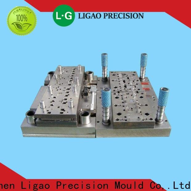 Ligao Custom metal stamping industry factory for EDM machines