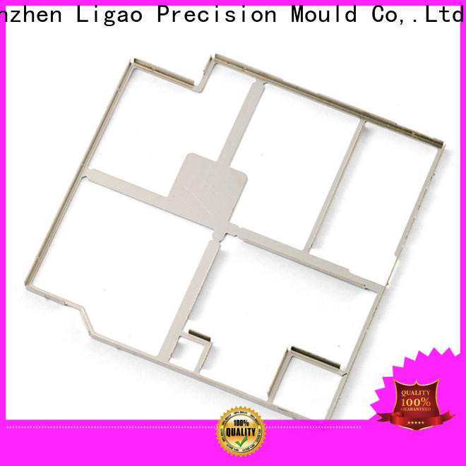 Ligao caps metal stamping supplies company for shield case
