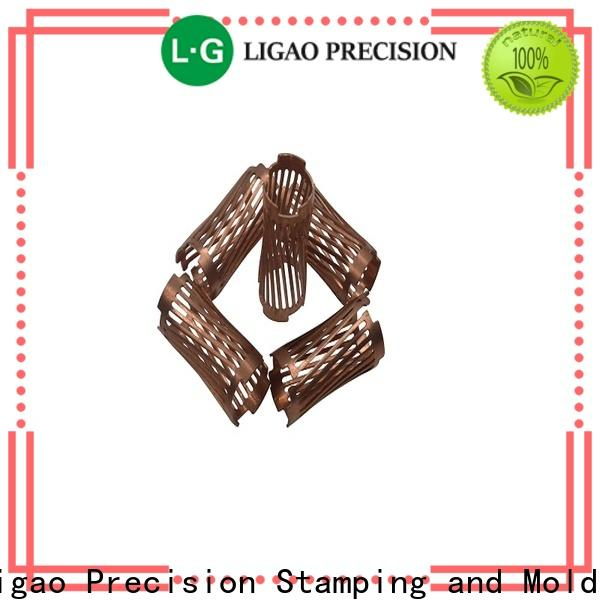 Ligao New accurate metal stamping Supply for screening can