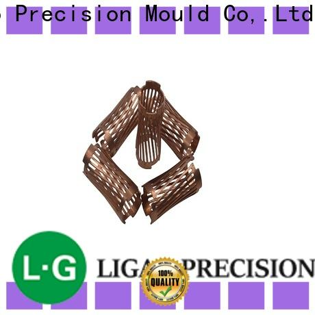 Ligao copper precision metal stamping Suppliers for equipment