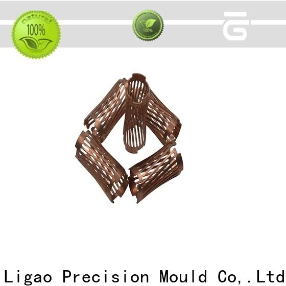 Ligao screening stamping products Supply for shield cap