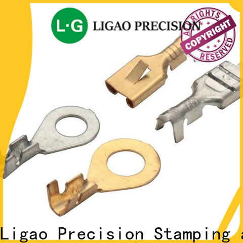 Ligao Latest metal stamping factory factory for equipment