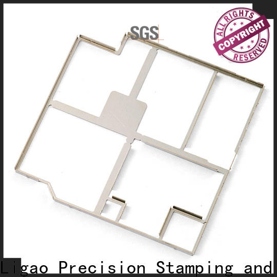 Ligao kinds metal stamping parts manufacturers company for equipment