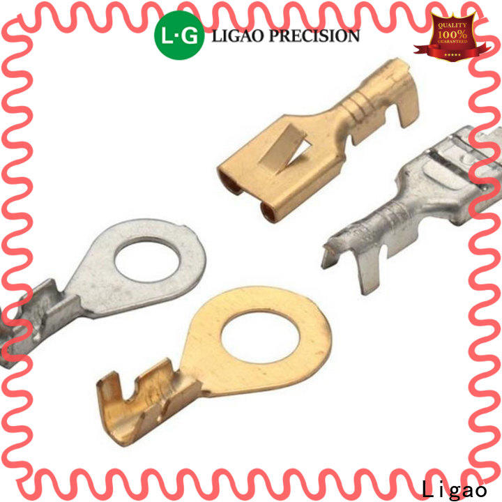 Ligao New custom metal stamping blanks factory for screening can