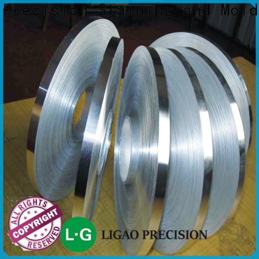 Ligao parts metal stamping service manufacturers for equipment