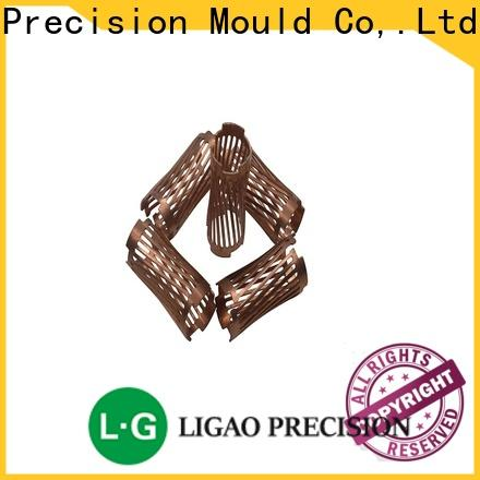 Ligao High-quality stamped steel company for shield case