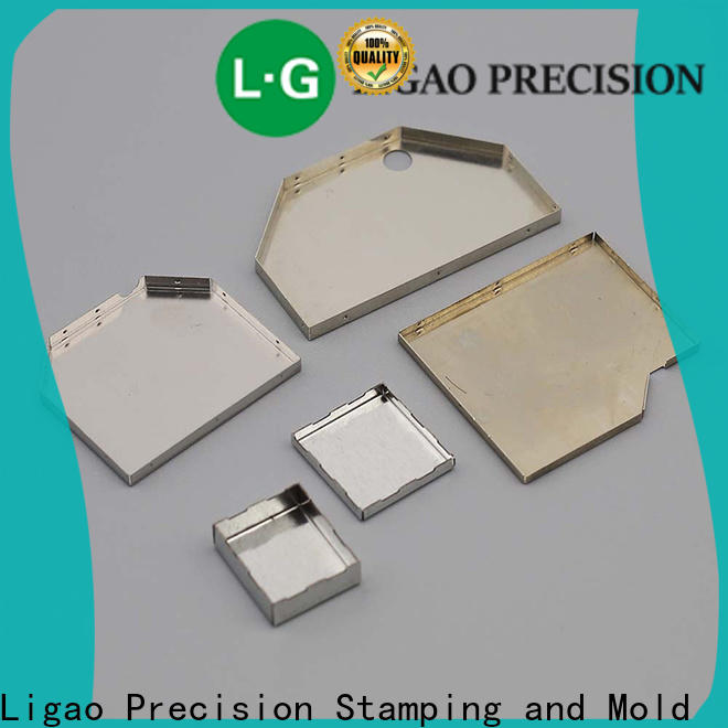 Ligao connector metal stamping plates Suppliers for shield case