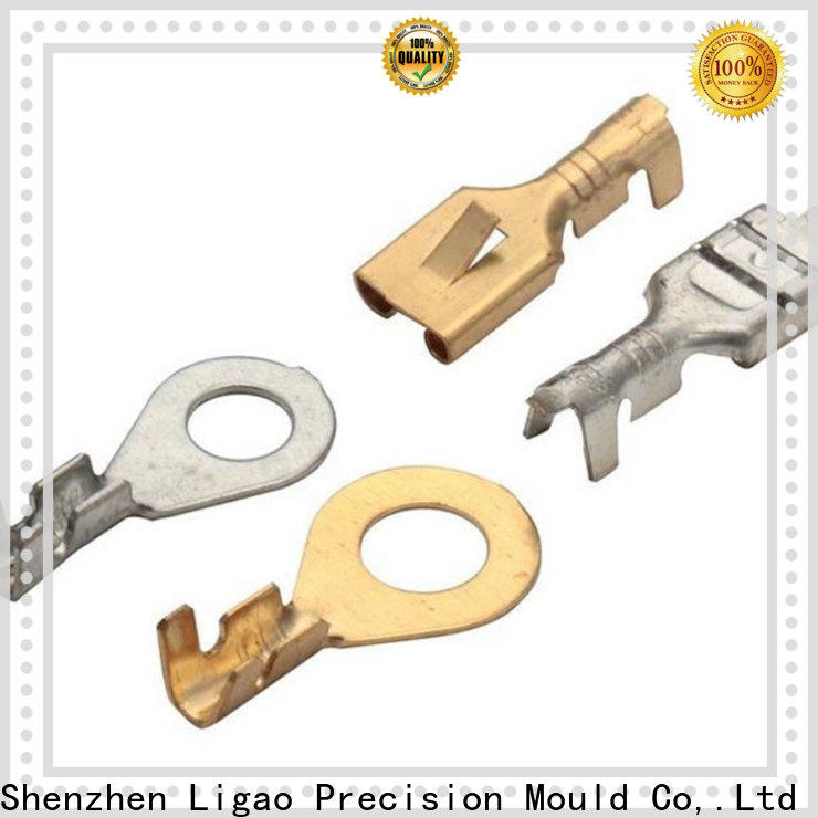 Ligao Latest metal stamping parts Supply for shield cap