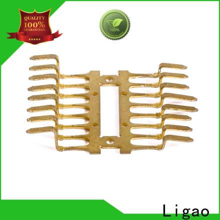 Ligao Custom metal stamping service company for equipment