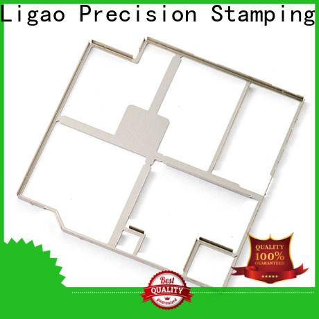 Ligao Custom metal pressing process manufacturers for shield case
