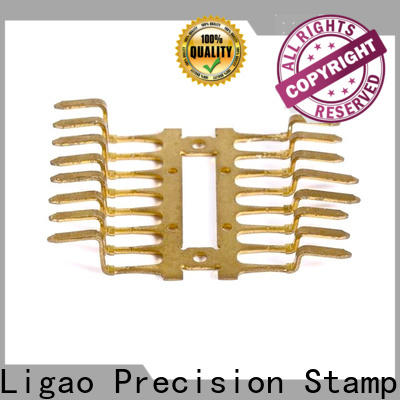 Ligao cover precision metal stamping factory for screening can
