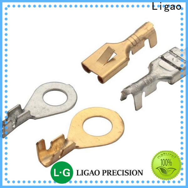 Ligao switch industrial metal stamping machine company for screening can