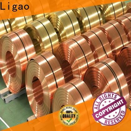 Ligao alloy custom metal stamping die manufacturers for equipment