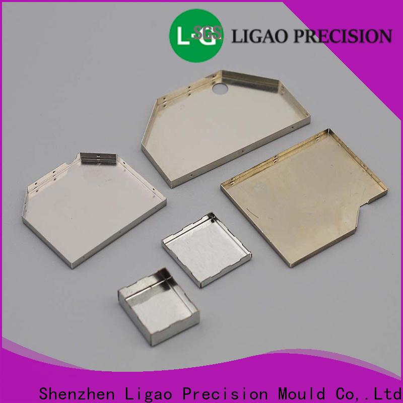 Ligao terminal metal stamping equipment manufacturers for shield cap